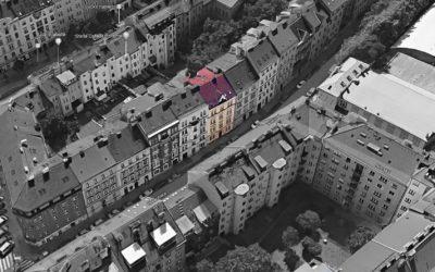 PŘIPRAVUJEME: 2 byty (2+kk a 3+kk), ul. Holandská, Praha – Vršovice