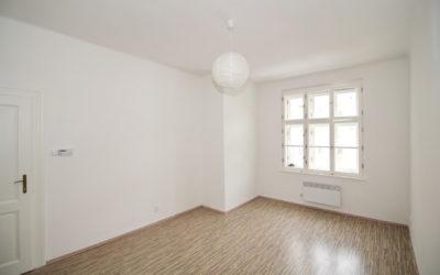 Prodej bytu 2kk, 53,3m2, ulice Vinohradská, Praha 3