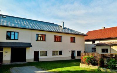 Prodej rodinného domu 530m2, pozemek 882m2, Nové Město na Moravě – Rokytno