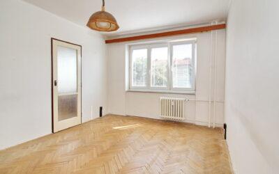 Prodej bytu 2+1, 51m², Černokostelecká, Praha 10 – Strašnice