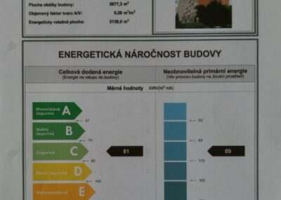 25 Průkaz enegetické náročnosti